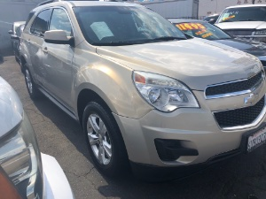 2010 Chevrolet Equinox Photo