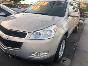 2010 Chevrolet Traverse Photo