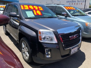 2014 GMC Terrain Photo