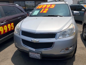 2012 Chevrolet Traverse Photo