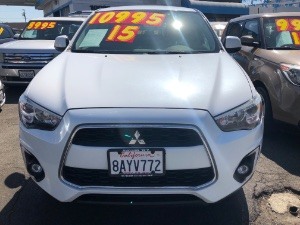 2015 Mitsubishi Outlander Sport Photo