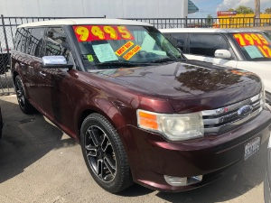 2009 Ford Flex Photo
