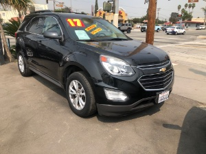 2017 Chevrolet Equinox Photo