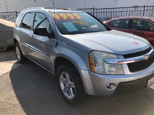 2005 Chevrolet Equinox Photo
