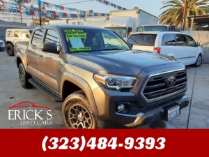 2018 Toyota Tacoma Photo
