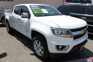 2015 Chevrolet Colorado Photo