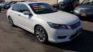 2015 Honda Accord Photo