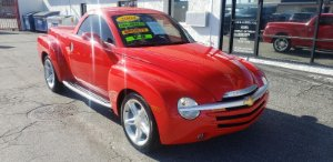 2004 Chevrolet SSR Photo