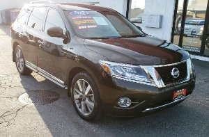 2015 Nissan Pathfinder Photo