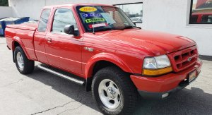2000 Ford Ranger Photo