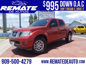 2015 Nissan Frontier Photo