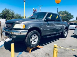 2002 Ford F-150 Photo