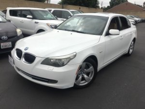 2008 BMW 5 Series Photo