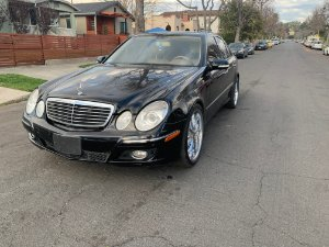 2007 Mercedes-Benz E-Class Photo