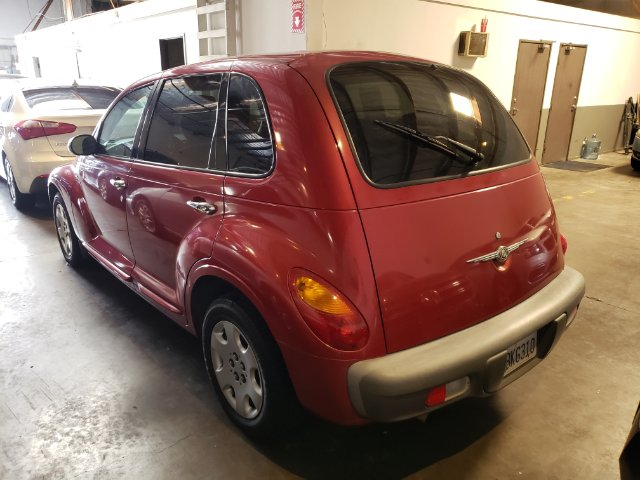 2003 Chrysler PT Cruiser Base