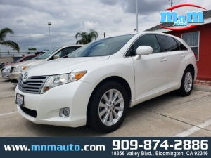 2010 Toyota Venza Photo
