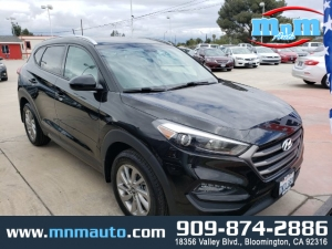 2016 Hyundai Tucson Photo