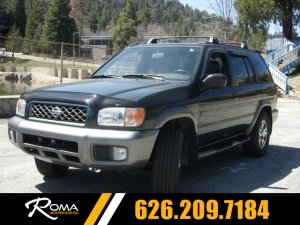 1999 Nissan Pathfinder Photo