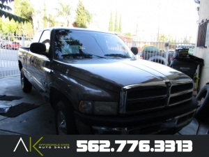 2001 Dodge Ram Pickup 1500 Photo