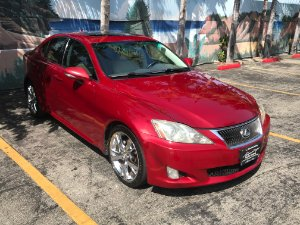 2009 Lexus IS 250 Photo
