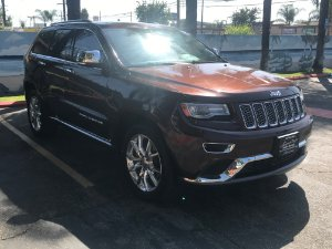 2014 Jeep Grand Cherokee Photo