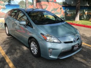 2012 Toyota Prius Plug-in Hybrid Photo