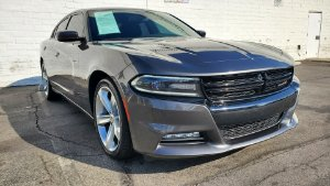 2018 Dodge Charger Photo