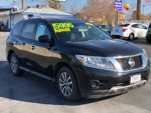2014 Nissan Pathfinder Photo