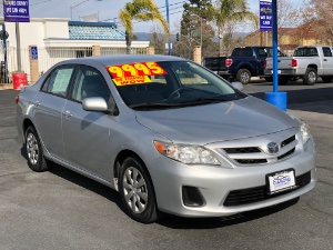 2011 Toyota Corolla Photo