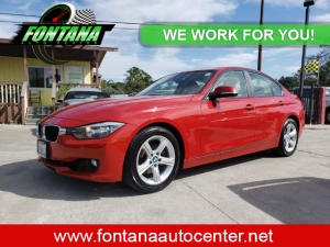 2013 BMW 3 Series Photo