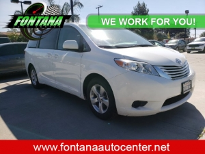 2016 Toyota Sienna Photo