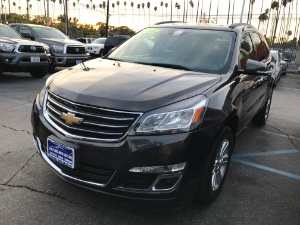 2014 Chevrolet Traverse Photo