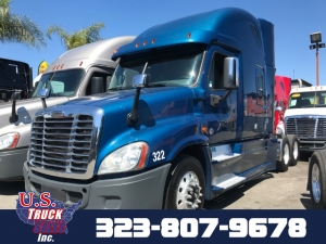 2016 Freightliner Cascadia CA Photo