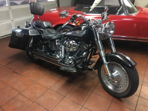 2007  Harley Davidson FatBoy Photo