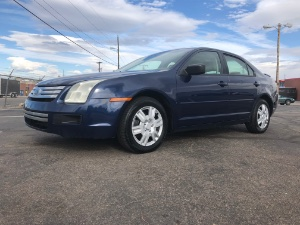 2006 Ford Fusion Photo