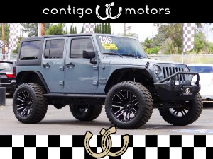 2015 Jeep Wrangler Unlimited Photo
