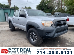 2012 Toyota Tacoma Photo