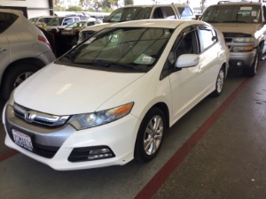 2014 Honda Insight Photo