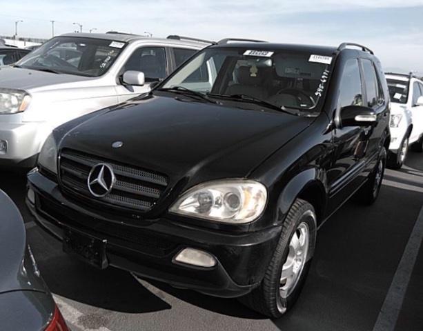 2005 Mercedes-Benz M-Class ML 350