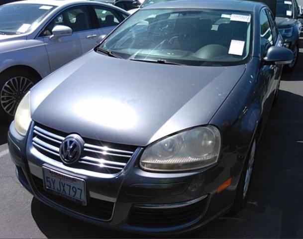 2007 Volkswagen Jetta Wolfsburg Edition PZEV
