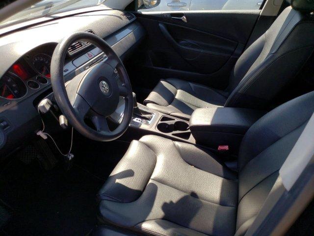 2008 Volkswagen Passat Turbo