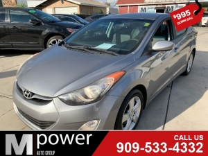 2012 Hyundai Elantra Photo