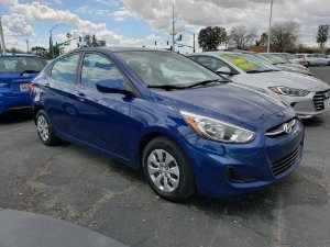 2017 Hyundai Accent Photo