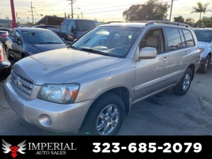 2005 Toyota Highlander Photo