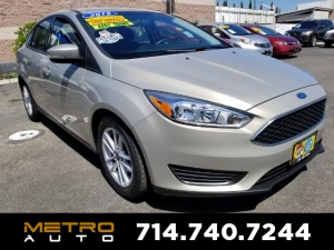 2015 Ford Focus Photo