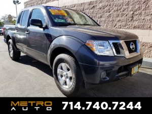 2012 Nissan Frontier Photo