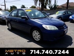 Metro Auto - Used Cars For Sale La Habra, CA