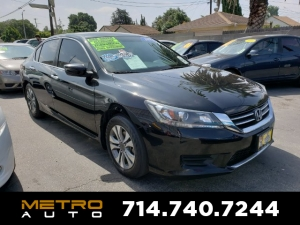Metro Auto - Used Cars For Sale La Habra, CA
