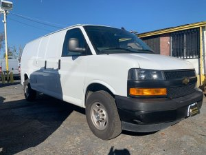 2019 Chevrolet Express Cargo Photo