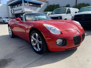 2007 Pontiac Solstice Photo